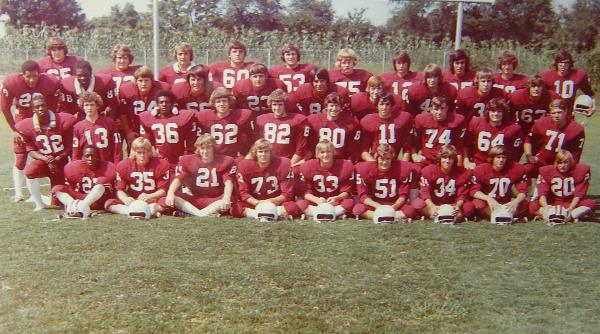 1974 Lauderdale County Football Team